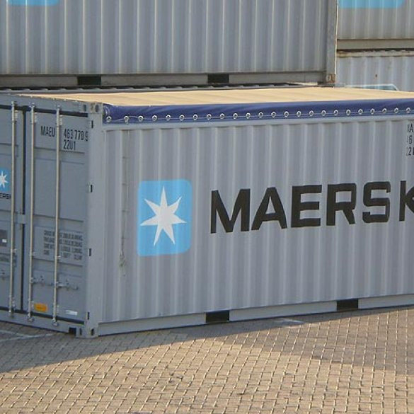 Iso Transport Container Types