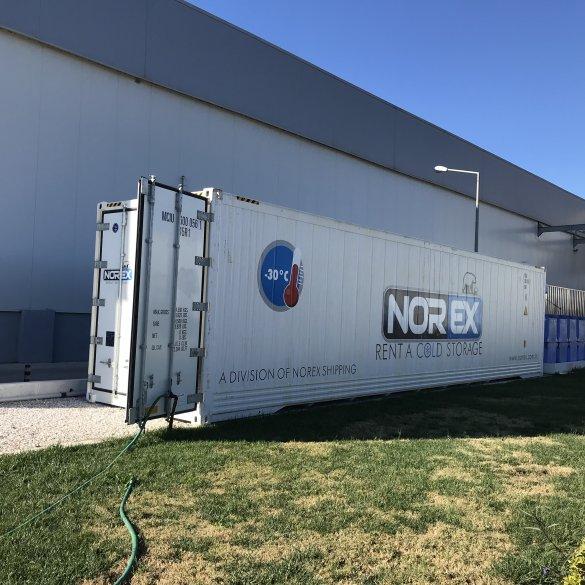Norex Mobil Soğuk Hava Depoları