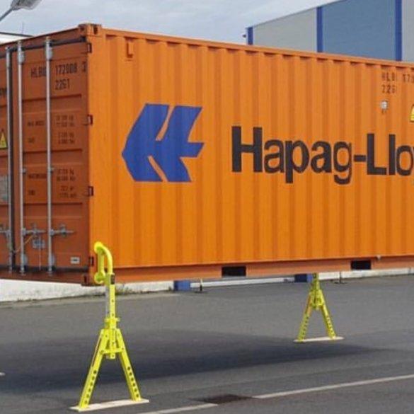 Norex Container Platform Legs