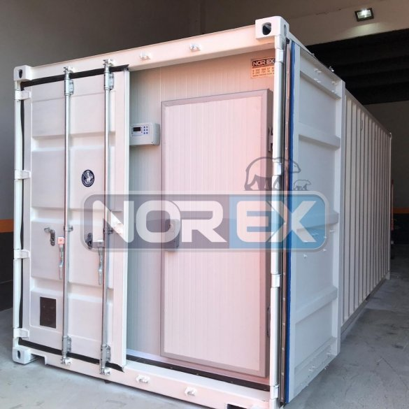 Domestic Production Cooling Container