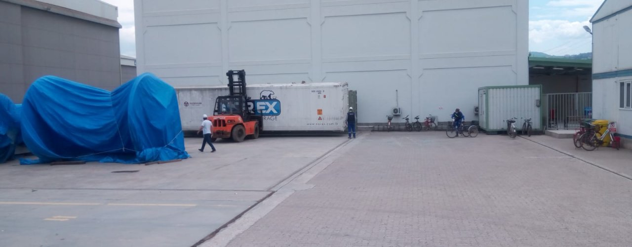 Norex Cold Store Teslimatları Tersane Sektöründe Devam Ediyor